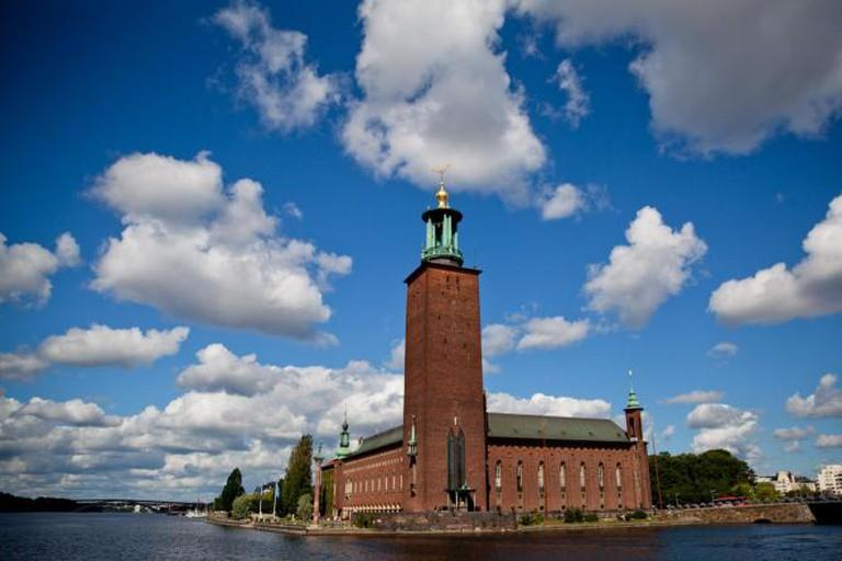 Stockholm Stadhus © Pelle Sten/Flickr
