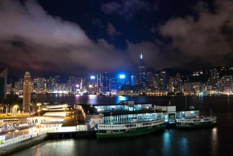 Tsim Sha Tsui Ferry Pier © dotstone/Flickr