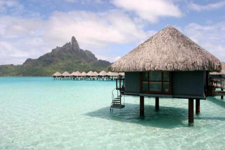 Bora Bora, French Polynesia | © Benoit Mahe/Flickr