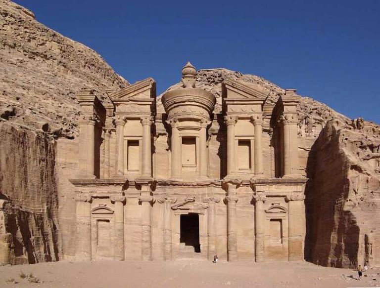 Petra, Jordan | © Berthold Werner/WikiCommons