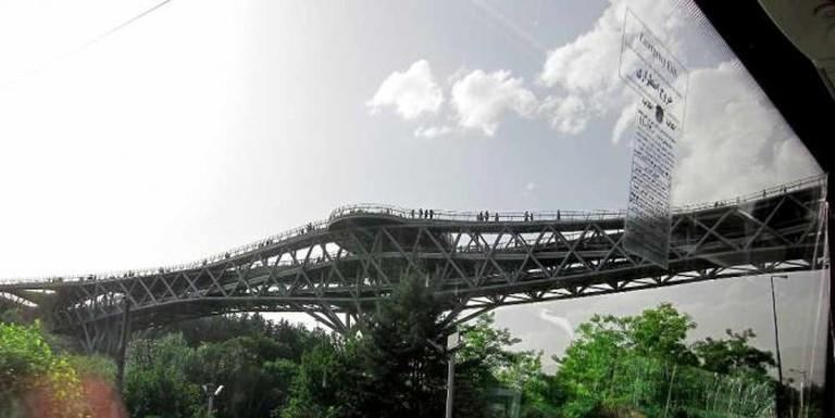 Tabiat Bridge | © Chris-45/Flickr