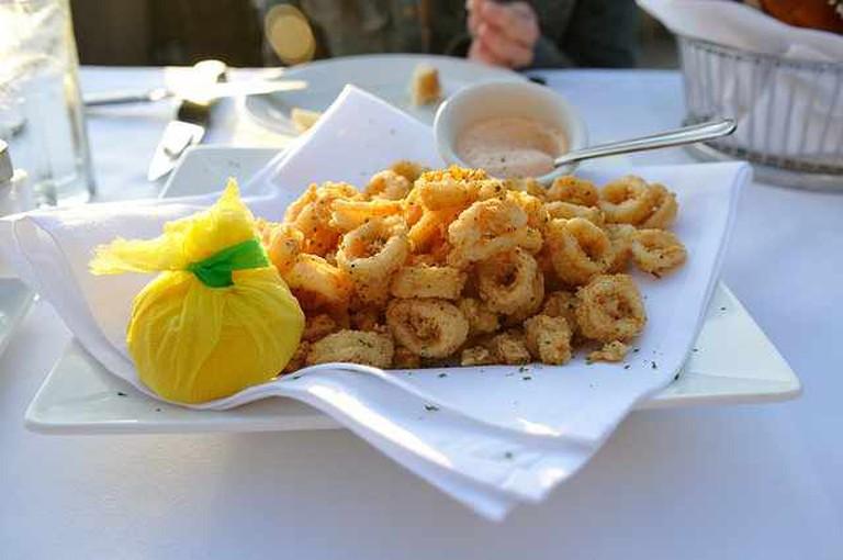 Calamari Rings|©Michael Saechang/Flickr