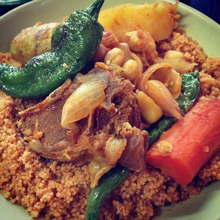 Traditional couscous | © D@LY3D/Flickr