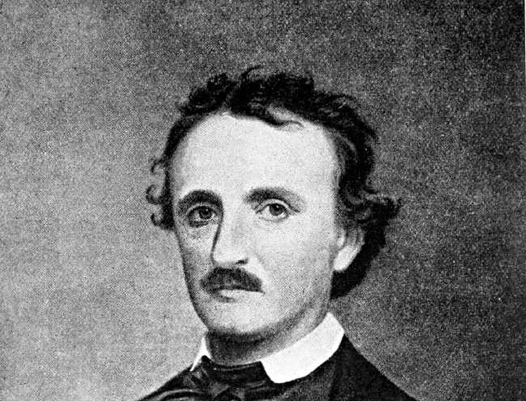 Edgar Allan Poe | © Dodd, Mead and Co, NY, 1898/WikiCommons