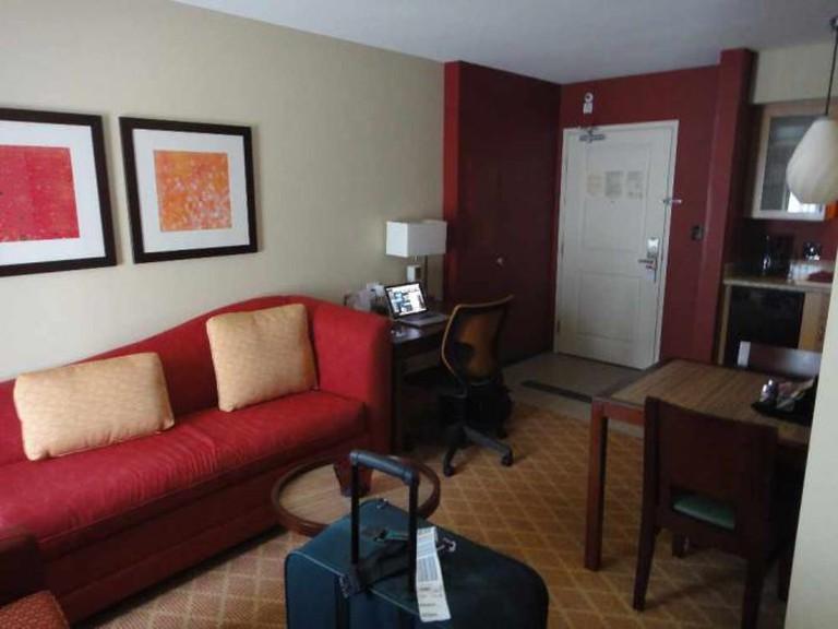 Room in Sacramento Inn | © GlacierGuyMT/Flickr