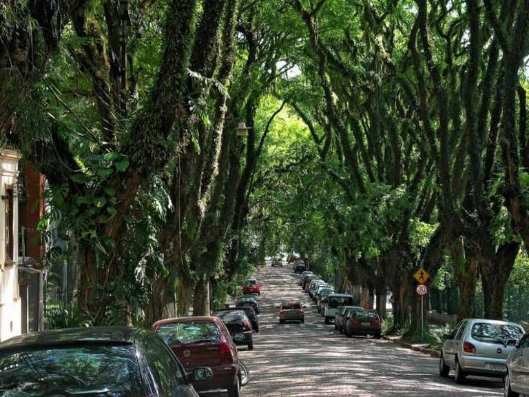 Rua Gonçalo de Carvalho, Porto Alegre | © Amigos da Rua Gonçalo de Carvalho/WikiCommons