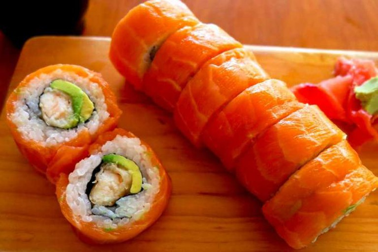 Sushi Roll | © alobos life/Flickr
