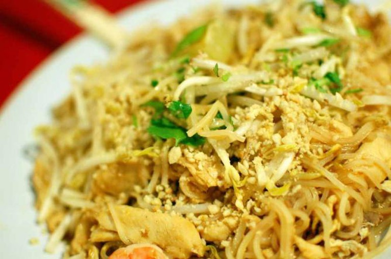 Pad Thai | ©Steve Snodgrass/Flickr