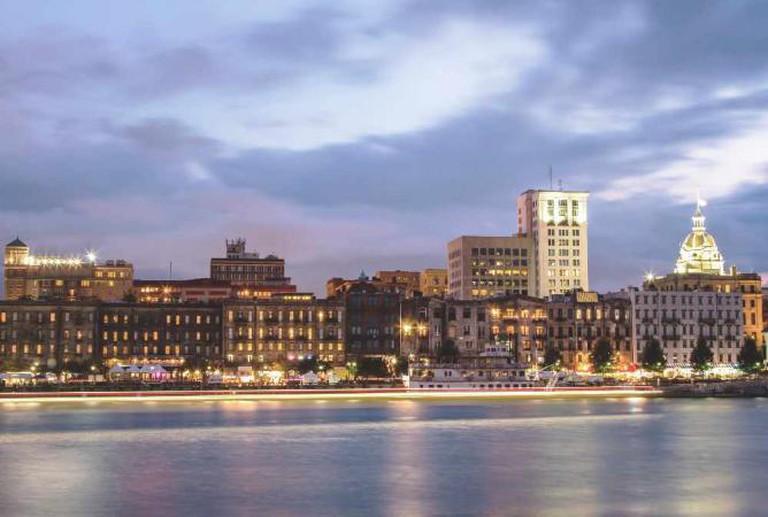 Savannah Waterfront | Courtesy of Savannah Waterfront Association