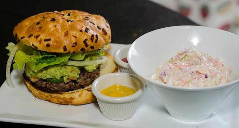 Spicy Burger KCI_1508 v2|©Kurman Communications, Inc./Flickr