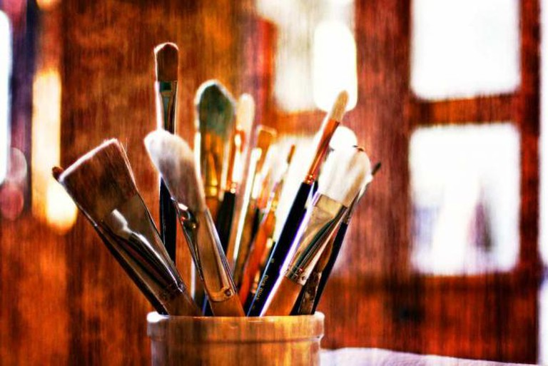 Paint Brushes l © Sean Foreman/Flickr