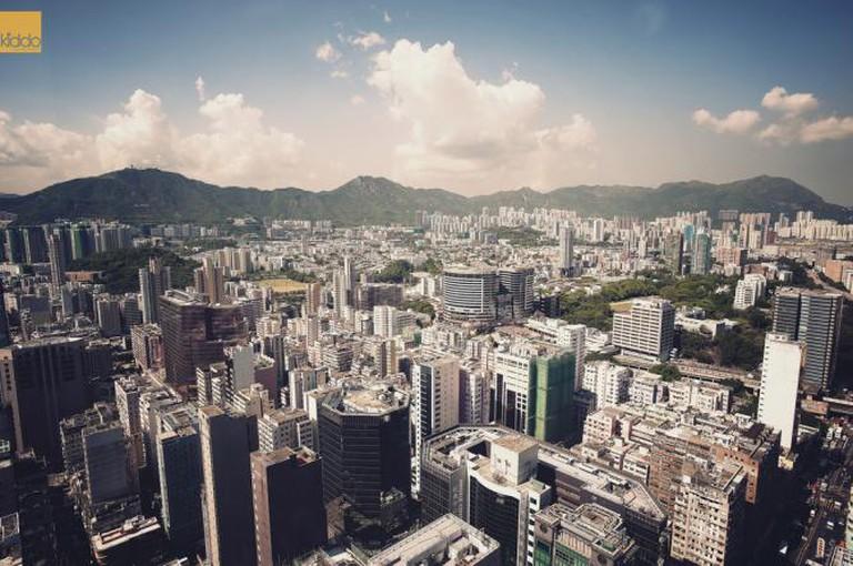 Hong Kong © 仁仔 何/Flickr