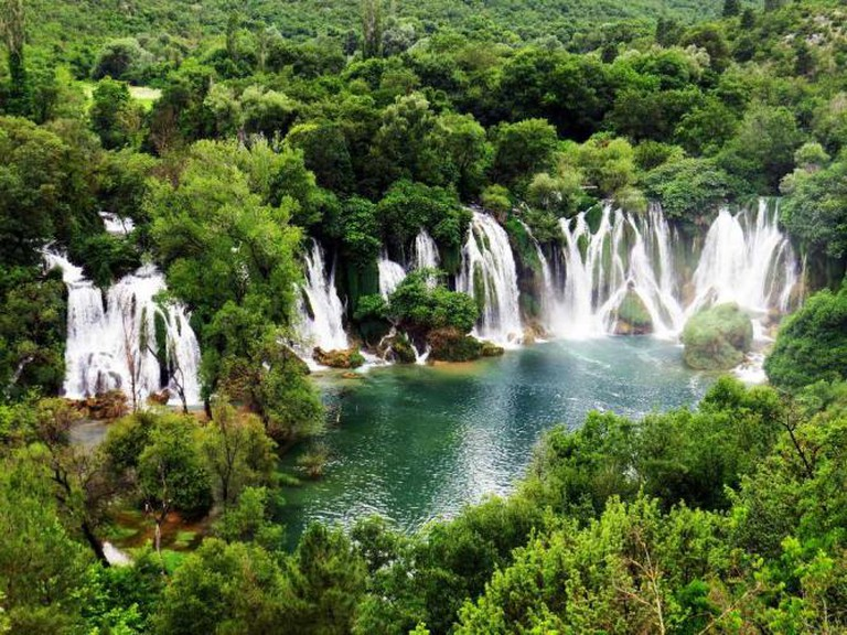 Kravice Falls | Ⓒ Mark Gregory/Flickr