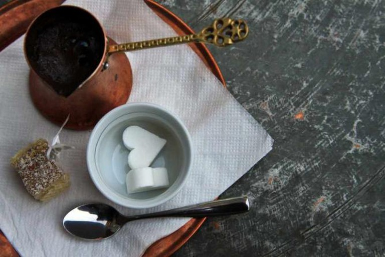 Traditional Bosnian coffee | Ⓒ Clark & Kim Kays/Flickr
