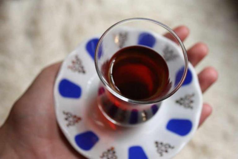 Turkish tea | Ⓒ iris/Flickr