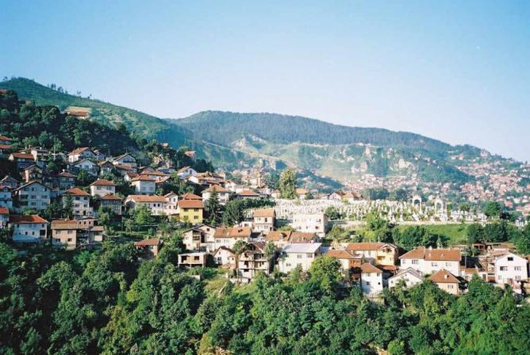 Hills around Sarajevo | Ⓒ nigel321/Flickr