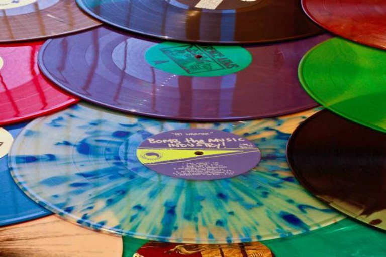Vinyl records | © Jamie Moore/Flickr