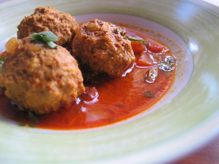 Lamb kofta curry | © Sneh Roy/Flickr