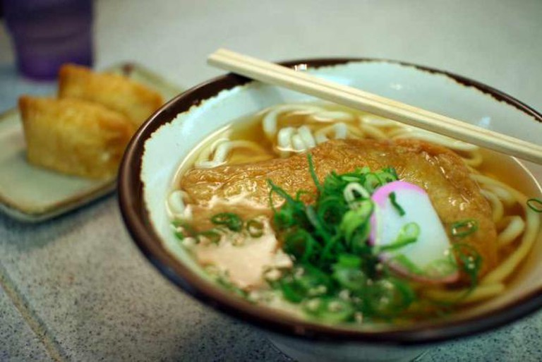 Udon noodles | © OiMax/Flickr