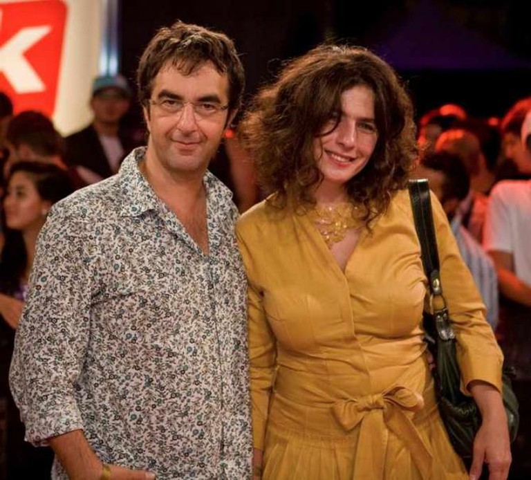 Atom Egoyan and his wife/collaborator Arsinee Khanjian | © RichardBurdett/WikiCommons