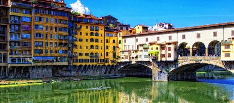 Ponte Vecchio   © Adam Smok/Flickr