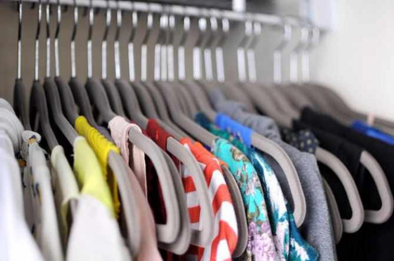 Organized closet | © Emily May/Flickr