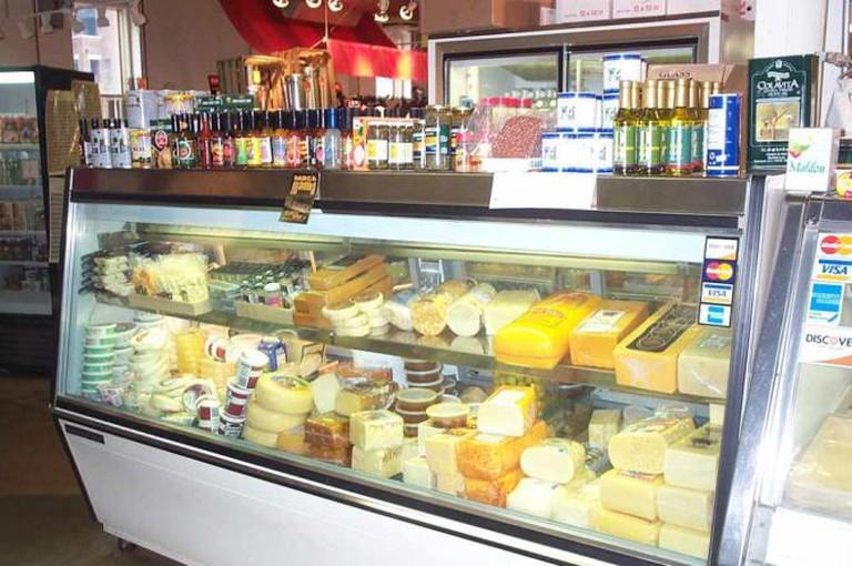 North Market deli counter