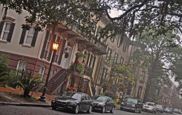 Historic District, Savannah | © Harshil Shah/Flickr