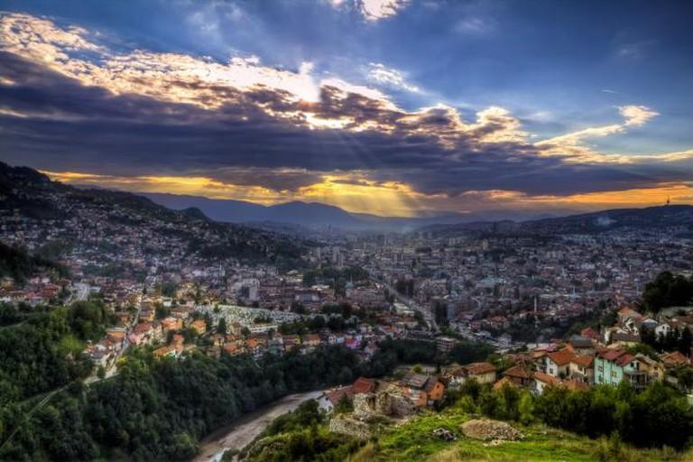 Sarajevo | Ⓒ Clark & Kim Kays/Flickr