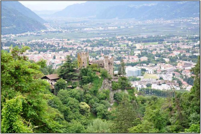 Brunnenburg or Castel Fontana