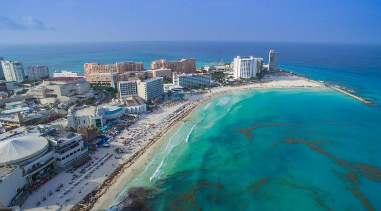 Cancun I © dronepicr/Flikr