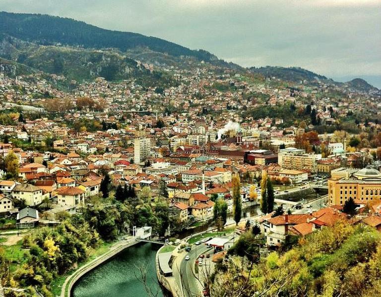 Sarajevo | Ⓒ Ivana Vasilj/Flickr
