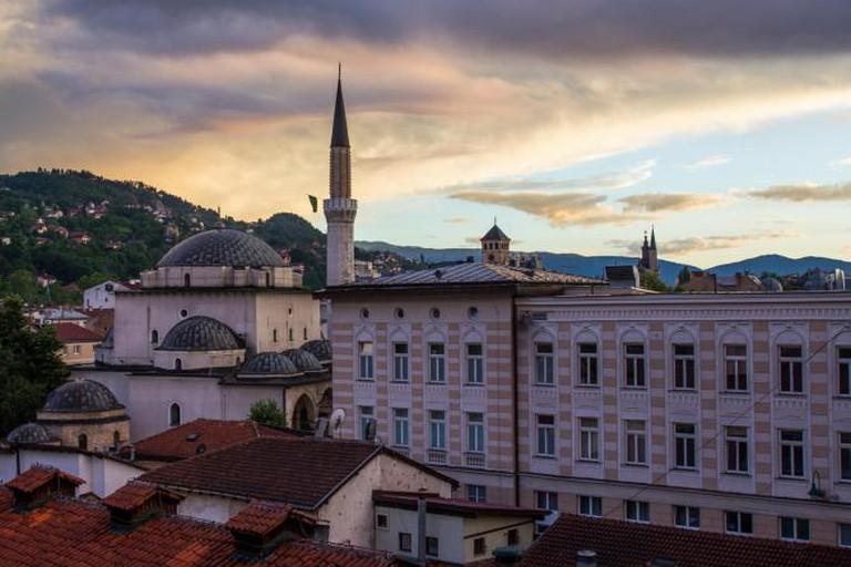 Sarajevo | Ⓒ Bob van Hesse/Flickr