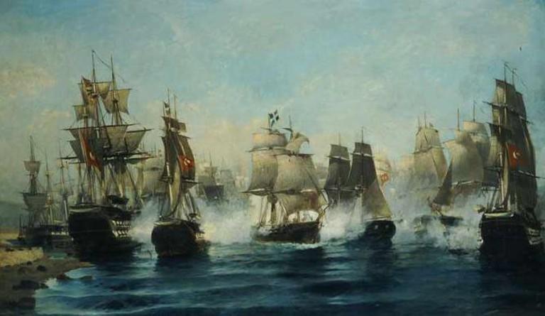 Hellenic Navy | © Konstantinos Volanakis/Wikipedia