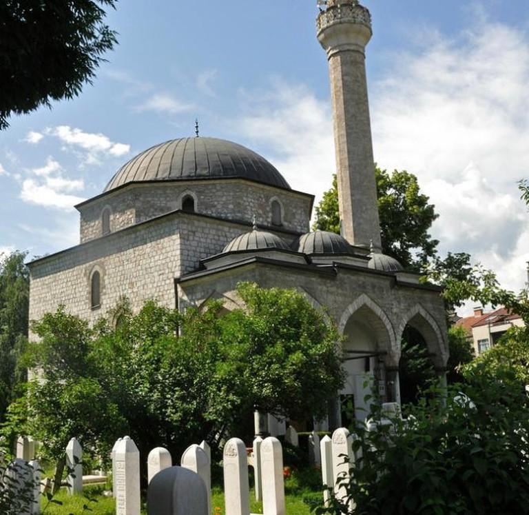 Ali Paša Mosque | Ⓒ Jennifer Boyer/Flickr