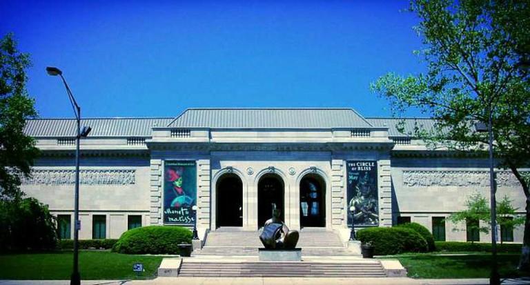 Columbus Museum of Art © WikiCommons