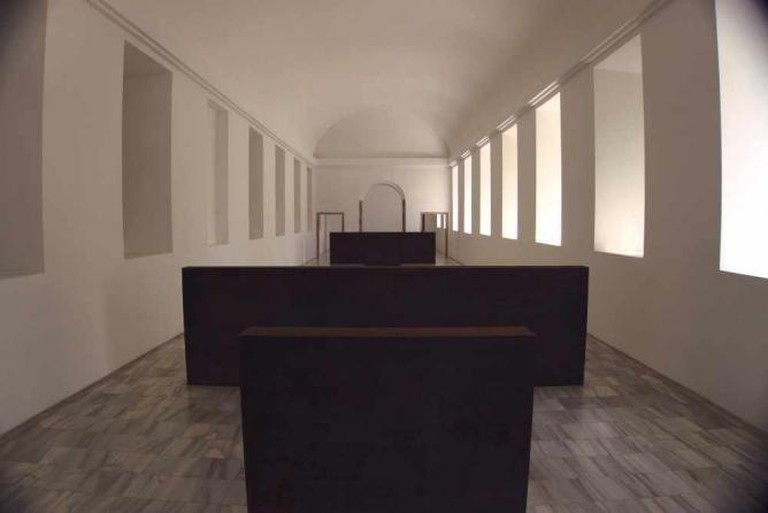 Richard Serra's Equal-Parallel: Guernica-Bengasi