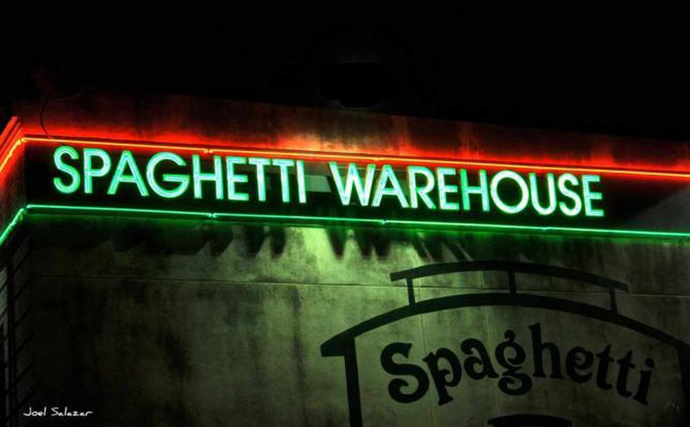 Spaghetti Warehouse   © Jjsala/Flickr