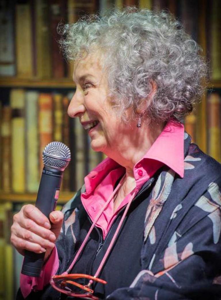Margaret Atwood | © Frankie Fouganthin/WikiCommons