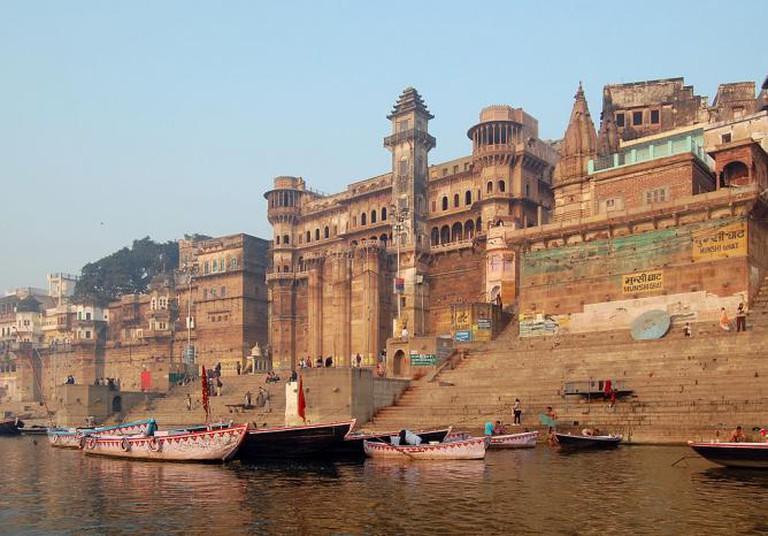Varanasi, India | © Marcin Bialek