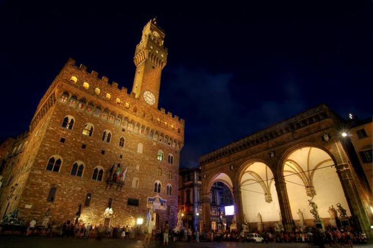 Piazza della Signoria   © Riccardo Cuppini/Flickr