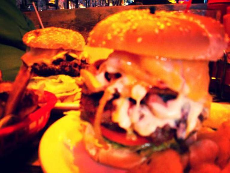 Thurman's Cafe Burger © Cindy Funk/Flickr
