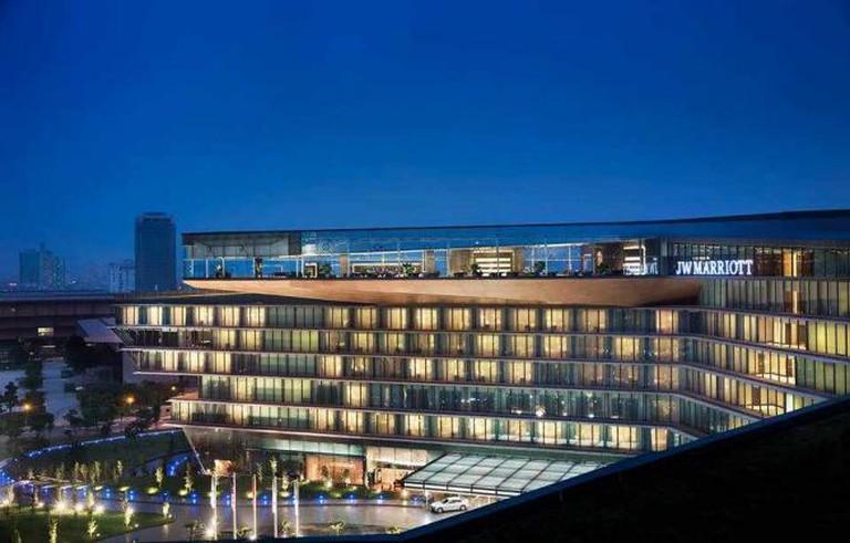 JW Marriott Hotel | Courtesy of JW Marriott Hotel