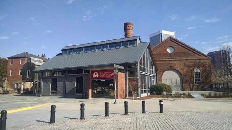 The American Civil War Museum at Historic Tredegar