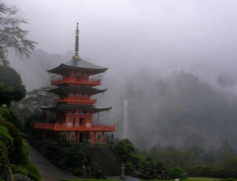 Kii Mountains | © hirotomo t/Flickr