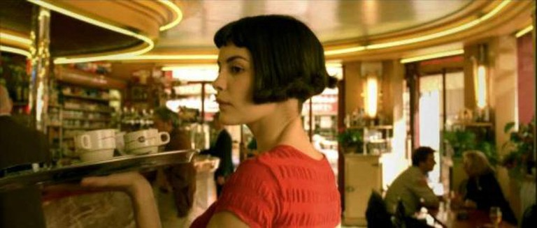 Still from The Fabulous Destiny of Amélie Poulain, 2001