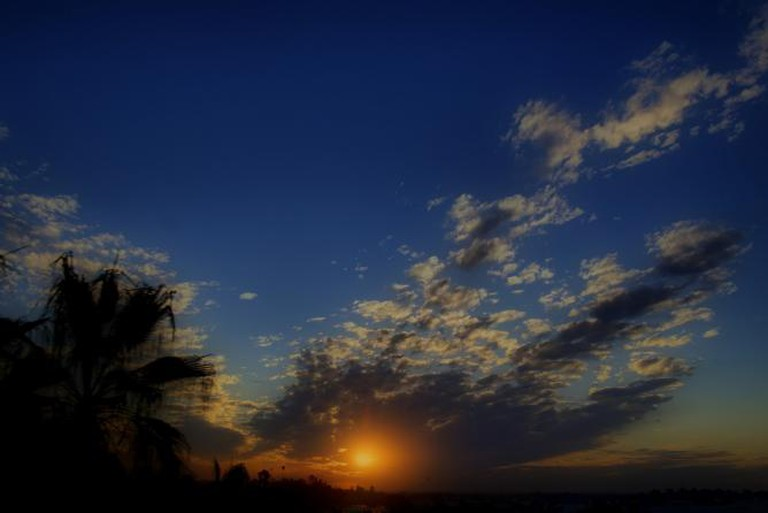 San Diego sunset | © peasap/Flickr