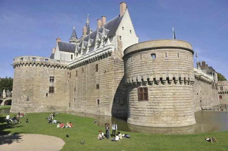 Château des ducs de Bretagne. Nantes | © Nautilus Nantes/LVAN