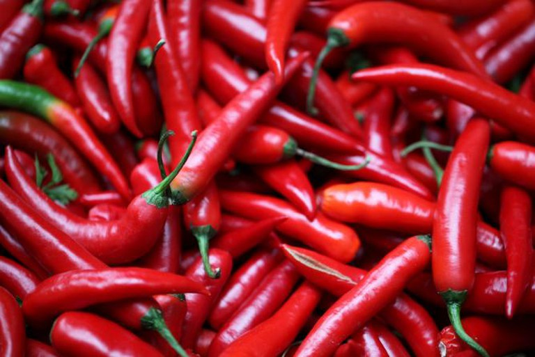 Chillies | © Chris Brown/Flickr