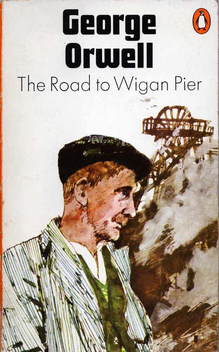 The Road to Wigan Pier by George Orwell | © John Shepherd/Flickr